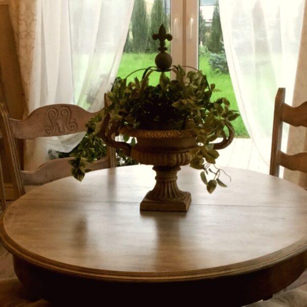 osłonka vintage korona