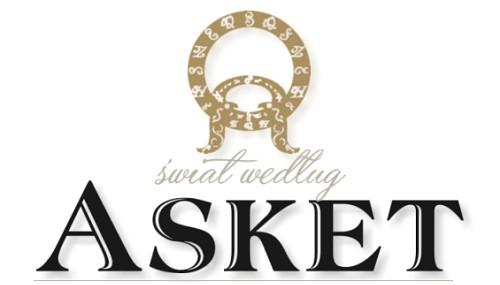 Decoupage Blog i Szkoła Asket Logo