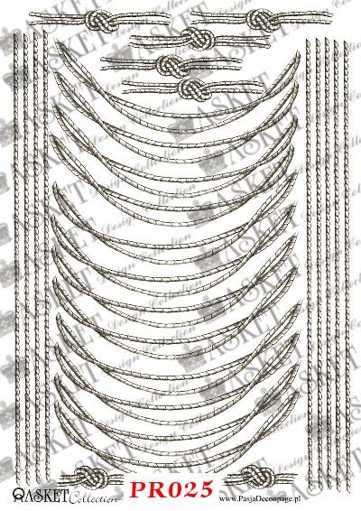 delikatne sznureczki do przyklejania na rożne powierzchnie