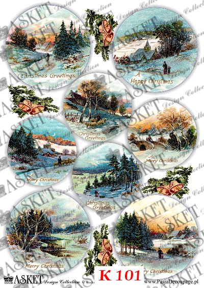 Zima w naturze