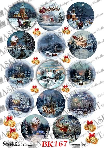 wieczór wigilijny i Święty Mikołaj z prezentami dla dzieci