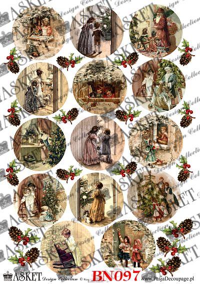 Świąteczna Aura W Domu