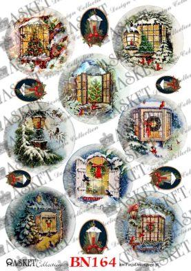 piękne wzory deku na świąta bożego narodzenia