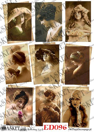 Stare Fotografie kobiet