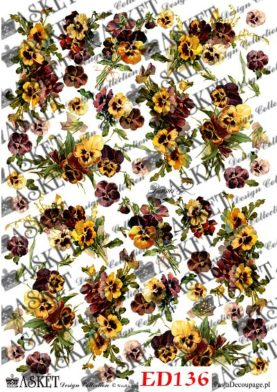male kwiatki