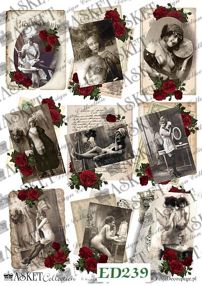 stare zdjęcia ze swawolnymi kobietami