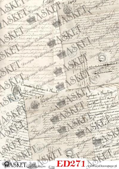 kartki z napisami
