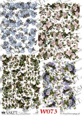 kwiaty małe rozmiary