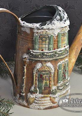 sztuczny śnieg z pasty