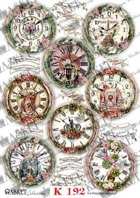 zegary do bombek