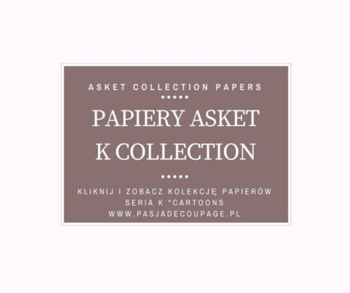 Asket Collection Seria K/BK
