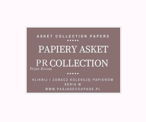 Asket Collection Seria PR
