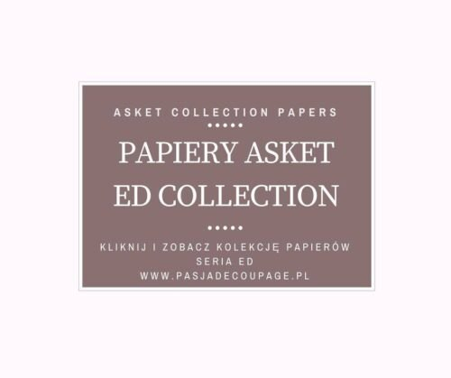 Asket Collection Seria ED