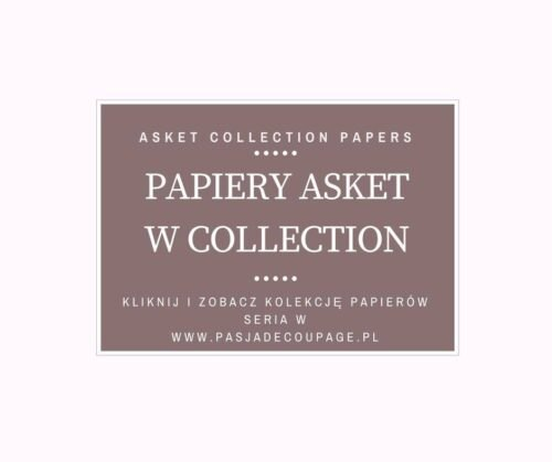 Asket Collection Seria W