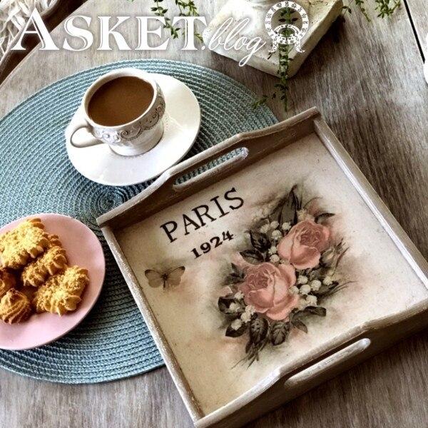 Romantyczne papiery Asket