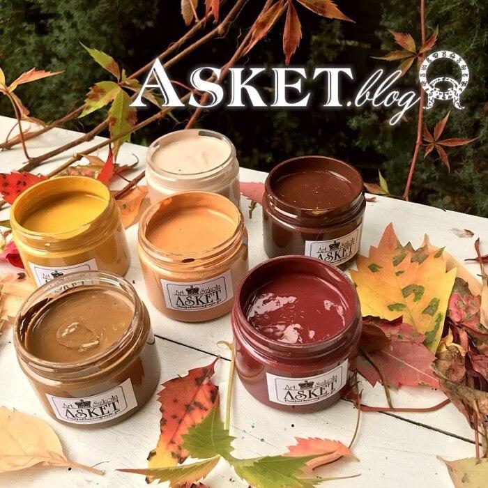 farby asket zestaw jesienny