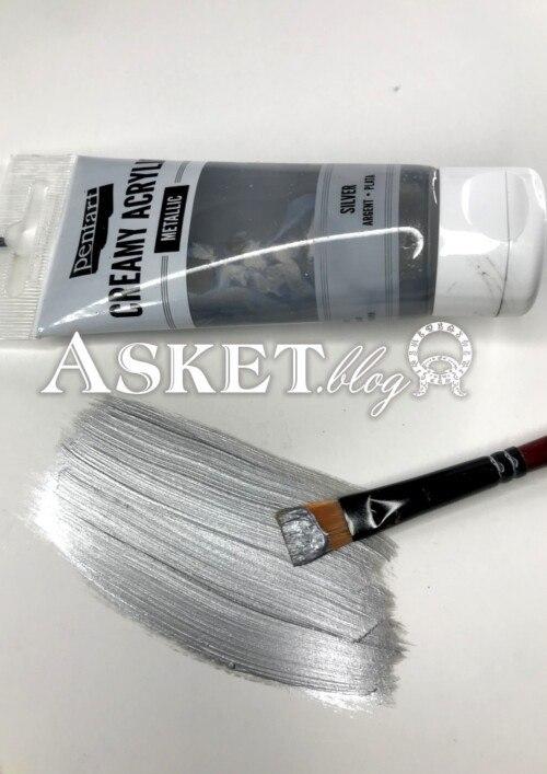 srebrna farba dobrze kryjąca